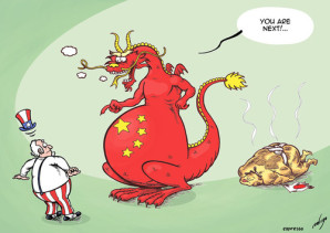 chinese economic dragon 1008115
